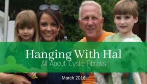 "<span class=""entry-title-primary"">Hanging with Hal</span> <span class=""entry-subtitle"">All About Cystic Fibrosis</span>"