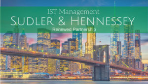 "<span class=""entry-title-primary"">Renewed Partnership with IST</span> <span class=""entry-subtitle"">Thank you, Sudler & Hennessey in New York!</span>"