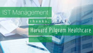 "<span class=""entry-title-primary"">Renewed Partnership with IST</span> <span class=""entry-subtitle"">Thank you Harvard Pilgrim Healthcare, Wellesley, MA!</span>"