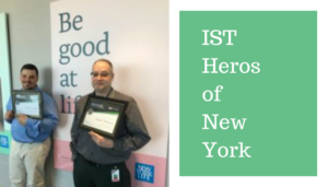"<span class=""entry-title-primary"">The Heroes of NYLife</span> <span class=""entry-subtitle"">Thank you Patrick Niedt and Ralph Feliciano of NY Life!</span>"