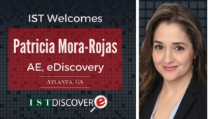"""<span class=""""entry-title-primary"""">Newest Employee with IST</span> <span class=""""entry-subtitle"""">Welcome, Patricia Mora-Rojas, newest AE in Atlanta!</span>"""