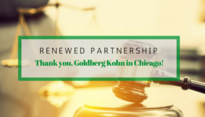 "<span class=""entry-title-primary"">Renewed Partnership with IST</span> <span class=""entry-subtitle"">Thank You, Goldberg Kohn in Chicago!</span>"