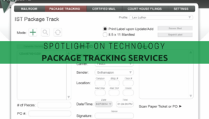 "<span class=""entry-title-primary"">Spotlight on Technology</span> <span class=""entry-subtitle"">Package Tracking Service</span>"