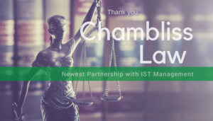 "<span class=""entry-title-primary"">Newest Partnership with IST</span> <span class=""entry-subtitle"">Thank you, Chambliss Law in Chattanooga, TN!</span>"
