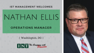 "<span class=""entry-title-primary"">New Employee with IST</span> <span class=""entry-subtitle"">Welcome Nathan Ellis, Operations Manager!</span>"