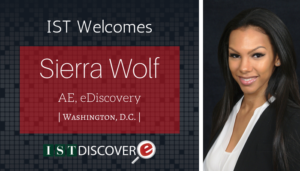 "<span class=""entry-title-primary"">New Employee with IST</span> <span class=""entry-subtitle"">Welcome Sierra Wolf, Account Executive for Washington DC!</span>"