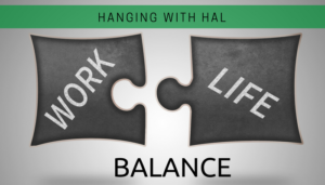 """<span class=""""entry-title-primary"""">Hanging with Hal</span> <span class=""""entry-subtitle"""">Work • Life • Balance</span>"""
