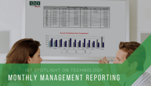 """<span class=""""entry-title-primary"""">Spotlight on Technology</span> <span class=""""entry-subtitle"""">Monthly Management Reporting</span>"""