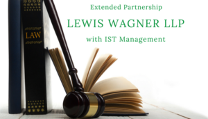 """<span class=""""entry-title-primary"""">Renewed Partnership with IST</span> <span class=""""entry-subtitle"""">Thank you, Lewis Wagner LLP in Indianapolis!</span>"""