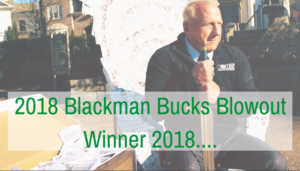 """<span class=""""entry-title-primary"""">Blackman Bucks Blowout 2018</span> <span class=""""entry-subtitle"""">And the Winner is...</span>"""