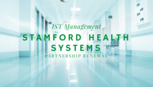 """<span class=""""entry-title-primary"""">Renewed Partnership with IST</span> <span class=""""entry-subtitle"""">Thank you, Stamford Health Systems in Connecticut!</span>"""