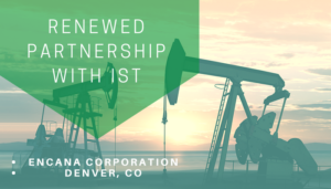 """<span class=""""entry-title-primary"""">Renewed Partnership with IST</span> <span class=""""entry-subtitle"""">Thank you Encana Corporation in Denver!</span>"""