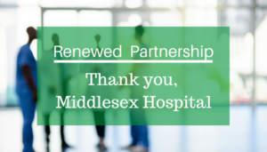 "<span class=""entry-title-primary"">Renewed Partnership with IST</span> <span class=""entry-subtitle"">Thank you, Middlesex Hospital!</span>"