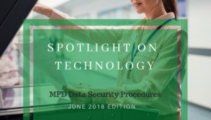 "<span class=""entry-title-primary"">Spotlight on Technology</span> <span class=""entry-subtitle"">MFD Data Security Procedures</span>"
