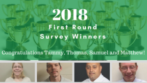 "<span class=""entry-title-primary"">2018 First Round Survey 