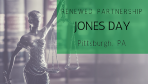 "<span class=""entry-title-primary"">Renewed Partnership with IST</span> <span class=""entry-subtitle"">Thank you, Jones Day in Pittsburgh, PA!</span>"