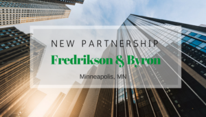 "<span class=""entry-title-primary"">Newest Partnership with IST</span> <span class=""entry-subtitle"">Thank you, Fredrikson & Byron, PA!</span>"