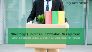 """<span class=""""entry-title-primary"""">The Bridge</span> <span class=""""entry-subtitle"""">When Employees Leave, So Does Your Data, Research Reveals</span>"""