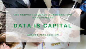 """<span class=""""entry-title-primary"""">The Bridge</span> <span class=""""entry-subtitle"""">Data is Capital</span>"""