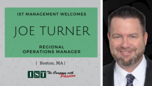 """<span class=""""entry-title-primary"""">Newest Employee with IST</span> <span class=""""entry-subtitle"""">Welcome Joseph Turner, Regional Operations Manager for Boston!</span>"""