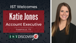 """<span class=""""entry-title-primary"""">Newest Employee with IST</span> <span class=""""entry-subtitle"""">Welcome Katie Jones, Account Executive for Nashville, TN!</span>"""