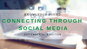 "<span class=""entry-title-primary"">Knowledge Bound</span> <span class=""entry-subtitle"">Connecting Through Social Media</span>"
