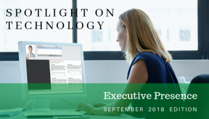 """<span class=""""entry-title-primary"""">Spotlight on Technology</span> <span class=""""entry-subtitle"""">Executive Presence</span>"""