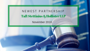 "<span class=""entry-title-primary"">Newest Partnership with IST</span> <span class=""entry-subtitle"">Thank you, Taft Stettinius & Hollister LLP!</span>"
