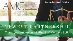 "<span class=""entry-title-primary"">Newest Partnership with IST</span> <span class=""entry-subtitle"">Thank you, Anderson, McPharlin & Conners LLP!</span>"