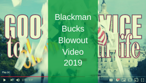 "<span class=""entry-title-primary"">2019 Blackman Bucks Blowout</span> <span class=""entry-subtitle"">The Video</span>"
