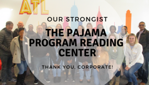 "<span class=""entry-title-primary"">Our StrongIST</span> <span class=""entry-subtitle"">Volunteering for the Pajama Program Reading Center in Atlanta</span>"