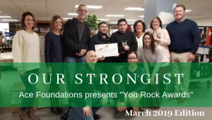 "<span class=""entry-title-primary"">Our StrongIST</span> <span class=""entry-subtitle"">Ace Foundation presents ""You Rock Awards"" to Our IST Chicago Team!</span>"