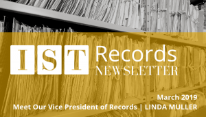 "<span class=""entry-title-primary"">IST Records</span> <span class=""entry-subtitle"">Meet Our Vice President of IST Records 
