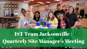 "<span class=""entry-title-primary"">IST Team Jacksonville</span> <span class=""entry-subtitle"">Site Manager's Quarterly Meeting</span>"