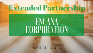 """<span class=""""entry-title-primary"""">Extended Partnership with IST</span> <span class=""""entry-subtitle"""">Thank you, Encana Corporation!</span>"""