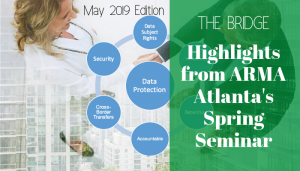 "<span class=""entry-title-primary"">The Bridge</span> <span class=""entry-subtitle"">Highlights from ARMA Atlanta Spring Seminar 2019</span>"
