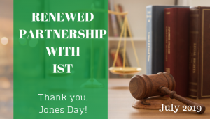 "<span class=""entry-title-primary"">Renewed Partnership with IST</span> <span class=""entry-subtitle"">Thank you, Jones Day in Pittsburgh!</span>"