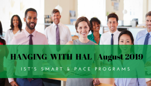 "<span class=""entry-title-primary"">Hanging with Hal</span> <span class=""entry-subtitle"">IST's SMART & PACE Programs</span>"