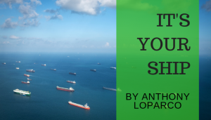 """<span class=""""entry-title-primary"""">It's Your Ship Essay</span> <span class=""""entry-subtitle"""">By Anthony Loparco</span>"""