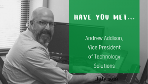 """<span class=""""entry-title-primary"""">Have You Met…</span> <span class=""""entry-subtitle"""">Andrew Addison, IST's Vice President of Technical Soulutions</span>"""