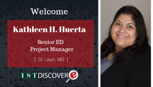 "<span class=""entry-title-primary"">Newest Employee with IST</span> <span class=""entry-subtitle"">Welcome Kathleen H. Huerta, Sr. ED Project Manager!</span>"