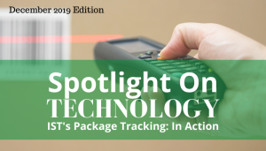 """<span class=""""entry-title-primary"""">Spotlight on Technology</span> <span class=""""entry-subtitle"""">IST's Package Track: In Action</span>"""