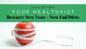 """<span class=""""entry-title-primary"""">Your HealthyIST</span> <span class=""""entry-subtitle"""">Beware: New Year = New Fad Diets</span>"""