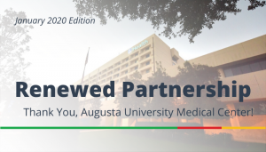 "<span class=""entry-title-primary"">Renewed Partnership with IST</span> <span class=""entry-subtitle"">Thank you, Augusta University Medical Center!</span>"
