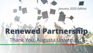 "<span class=""entry-title-primary"">Renewed Partnership with IST</span> <span class=""entry-subtitle"">Thank you, Augusta University!</span>"
