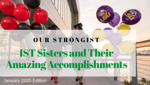 """<span class=""""entry-title-primary"""">Our StrongIST</span> <span class=""""entry-subtitle"""">Congratulations to our IST sisters, Kayotta & Kartier for their amazing accomplishments! </span>"""