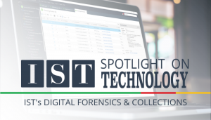"""<span class=""""entry-title-primary"""">Spotlight on Technology</span> <span class=""""entry-subtitle"""">IST's Digital Forensics & Collections</span>"""