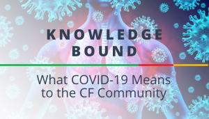 "<span class=""entry-title-primary"">Knowledge Bound</span> <span class=""entry-subtitle"">What COVID-19 Means to the CF Community</span>"