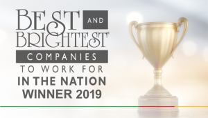 """<span class=""""entry-title-primary"""">National Best and Brightest Winners for 2019</span> <span class=""""entry-subtitle"""">Thank You for Another Amazing Win for IST!</span>"""