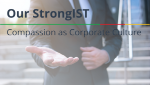"<span class=""entry-title-primary"">Our StrongIST</span> <span class=""entry-subtitle"">Compassion as Corporate Culture- How CEO's are Stepping Up and Sacrificing During COVID-19</span>"